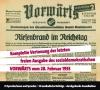 VORWÄRTS Hörbuch erscheint 28. Februar 2017