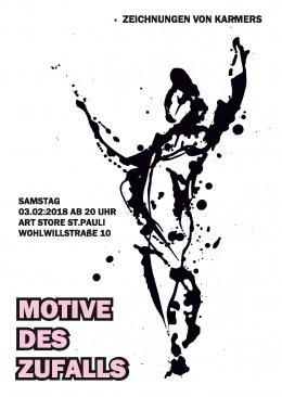 3. Februar 2018 im Artstore St. Pauli, 20 Uhr, Wohlwillstr. 10